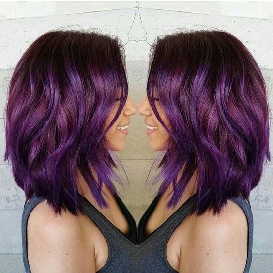 Ombre Hair and Purple Ombre (15)