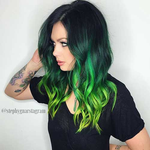 Long Ombre Hairstyles-9