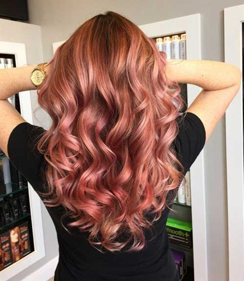 Hair color 2017 trends