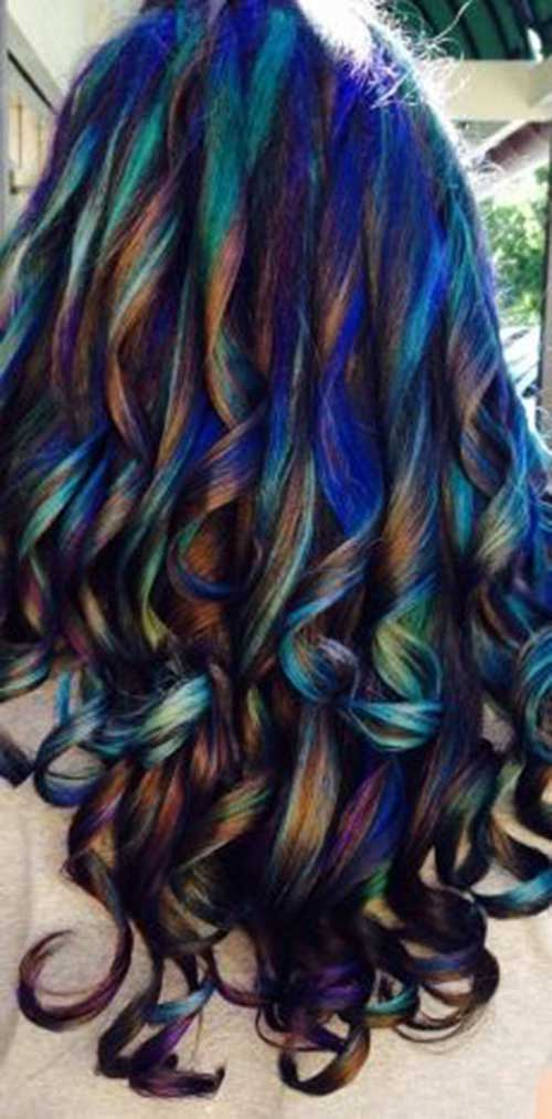 Hair color trends 2017-8
