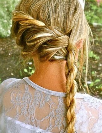twisted braids