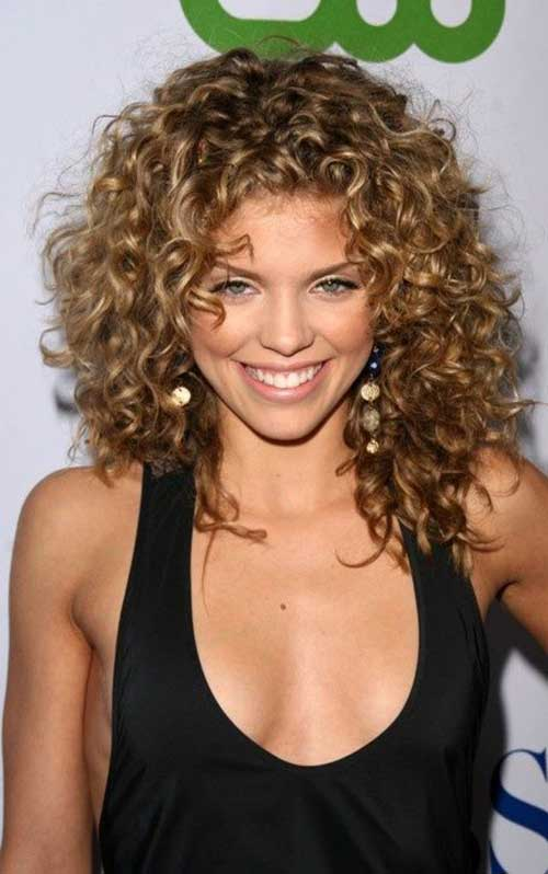 Hairstyles for Curly Hair-23