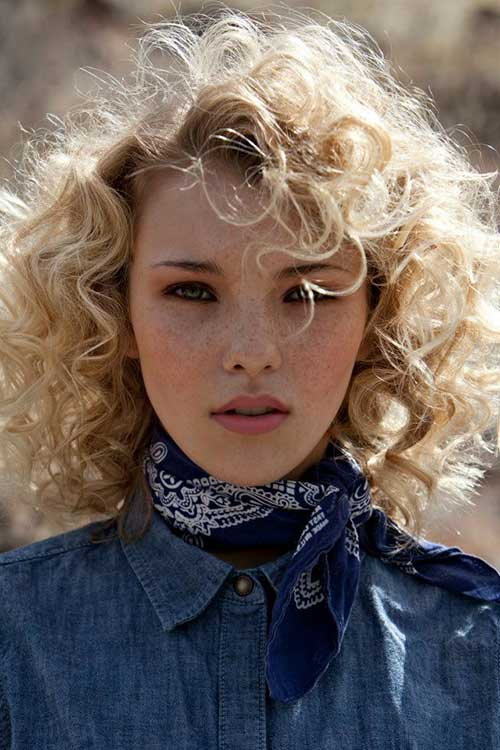 Long Curly Hairstyles for Round Faces-20