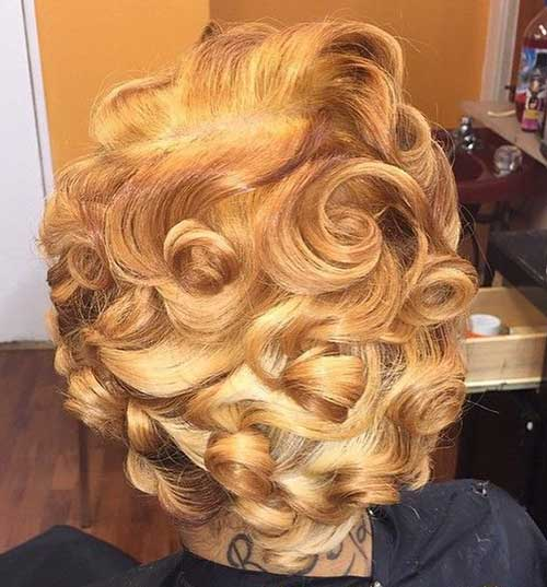 Hairstyles for Curly Hair-32