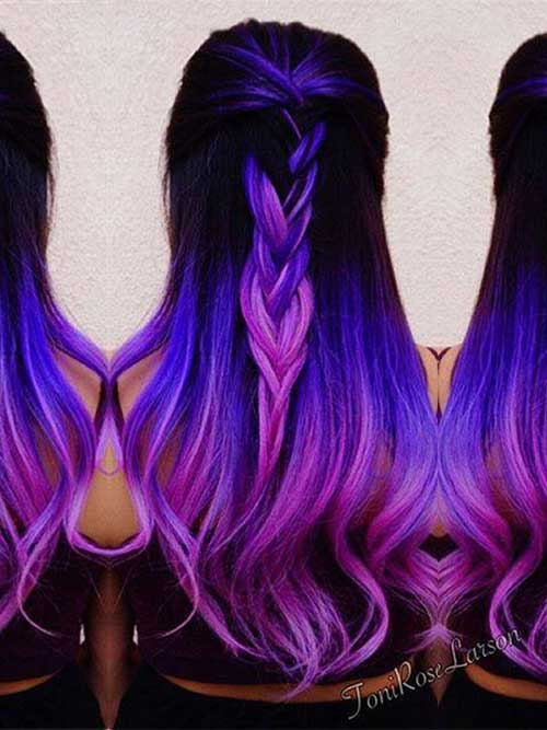 Long Ombre Hairstyles-11