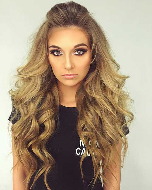 Curly Hair Hairstyles