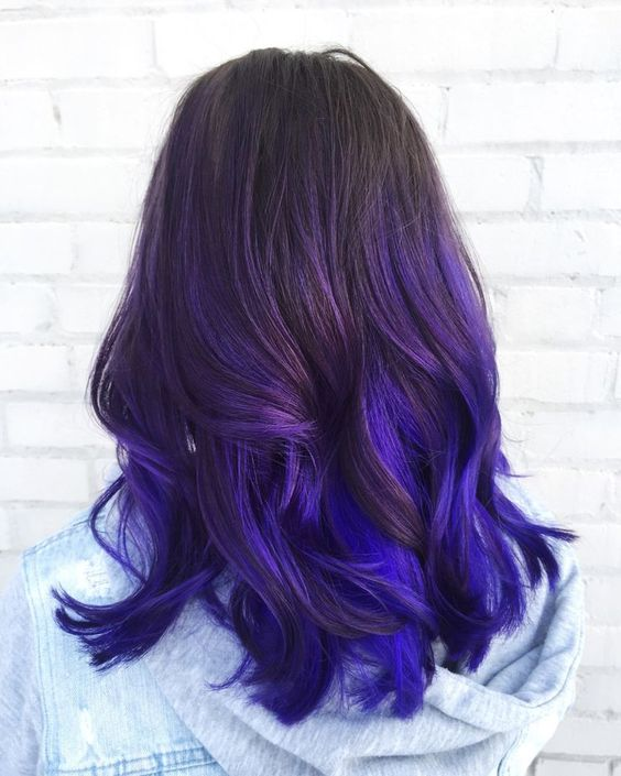 Ombre Hair and Purple Ombre (16)