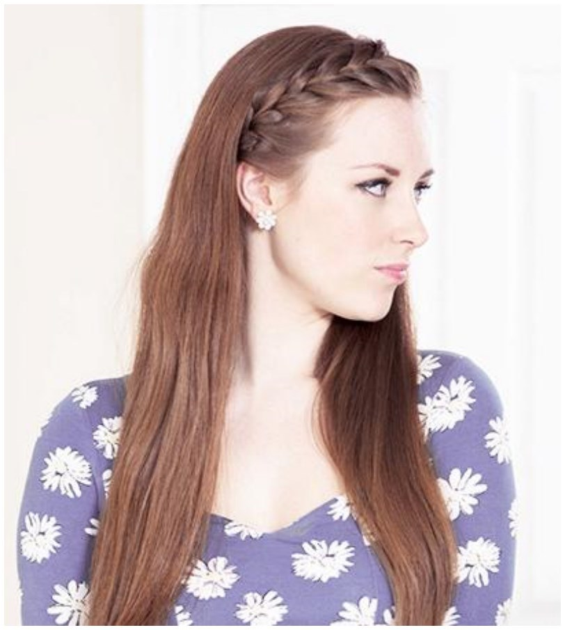 Braided hairstyles for long hair (2)