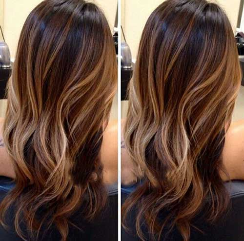 Hair color trends 2017-27
