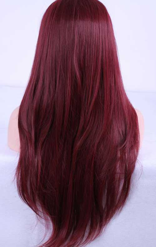 Red hair color-25