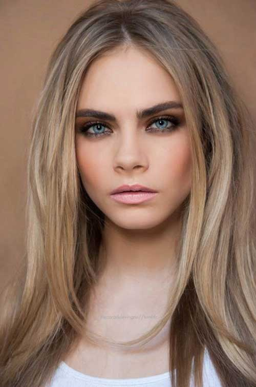 Hair color trends 2017-23