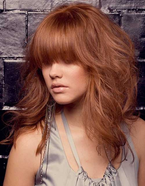 Strawberry Blonde Hair Color 9