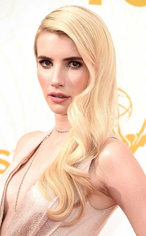Pastel blond hair trends