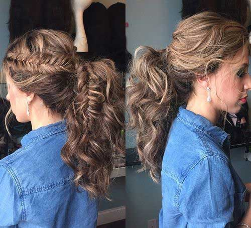 Hairstyles for Curly Hair-22