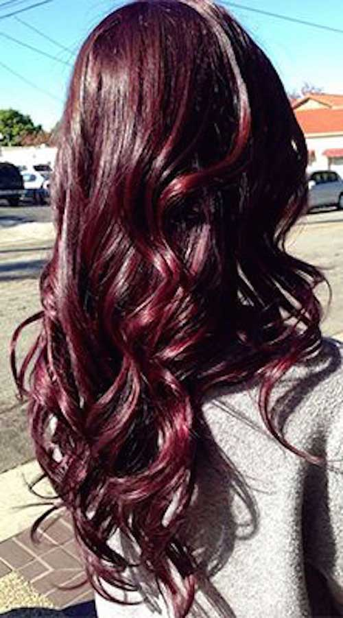 Hair color trends 2017-18