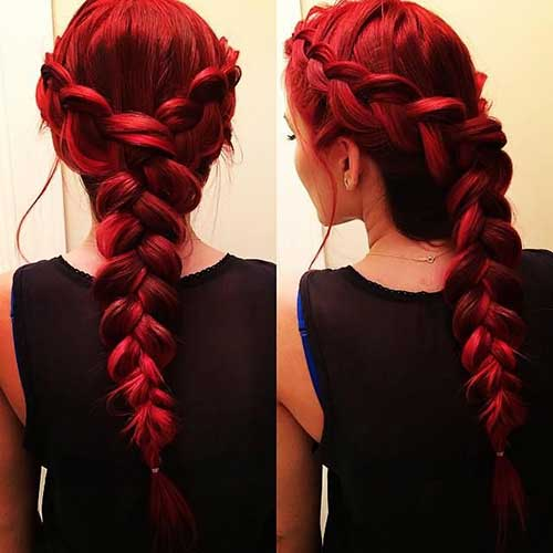 Red hair color-15