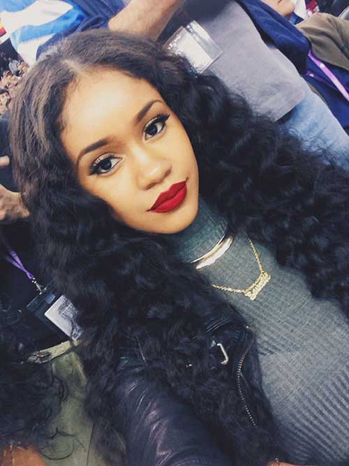 Long Curly Weave Hairstyles-20