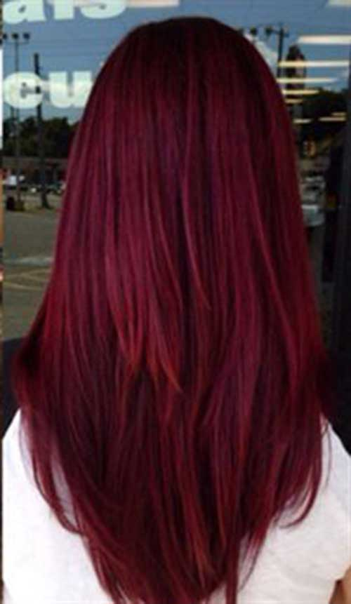 Red hair color-16