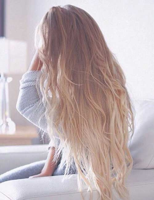 Long Ombre Hairstyles-14