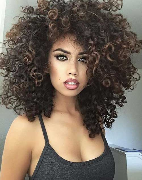 Curly Hair Hairstyles-9