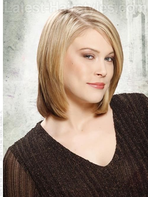 Latest Winter Bob Hairstyles for Long Hair 2015-2016 (1)