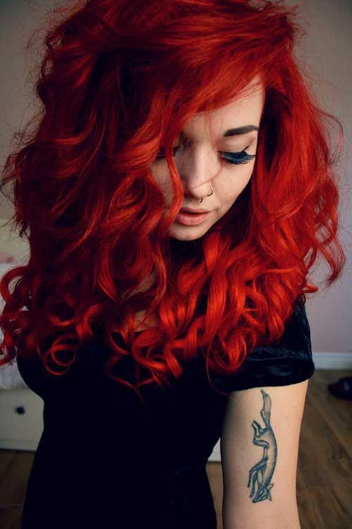 Red hair color-12