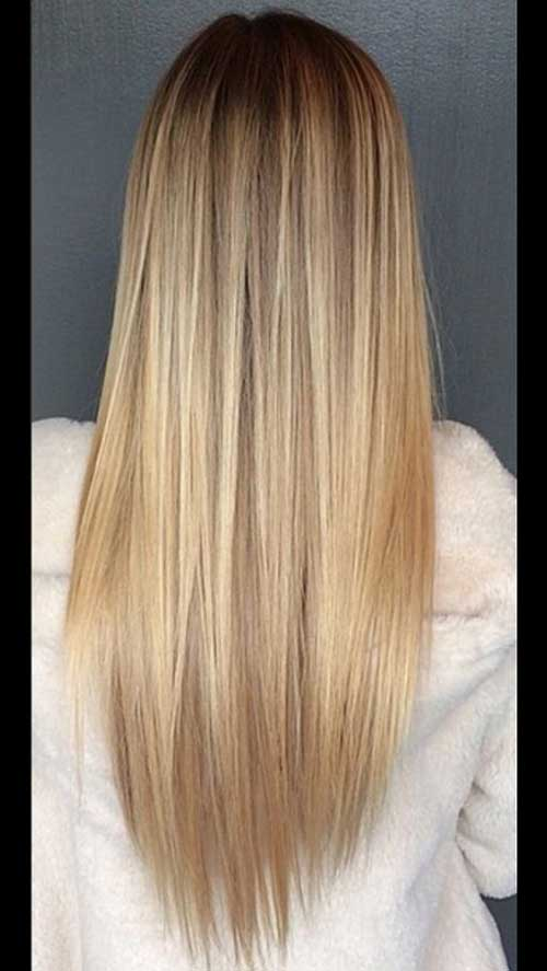 Long Blonde Hairstyles-18th