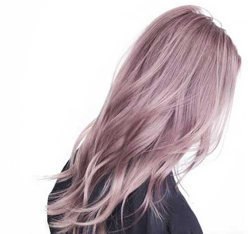 Long Hair Color 12