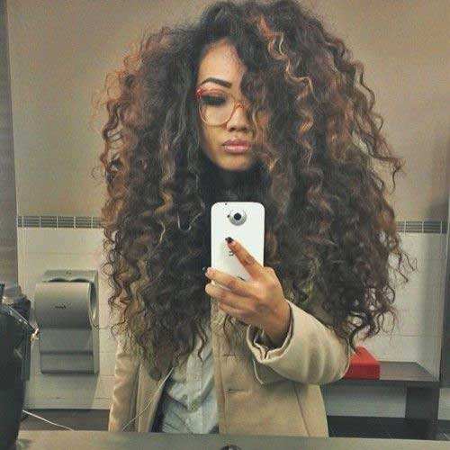 Haircuts for Curly Hair-31