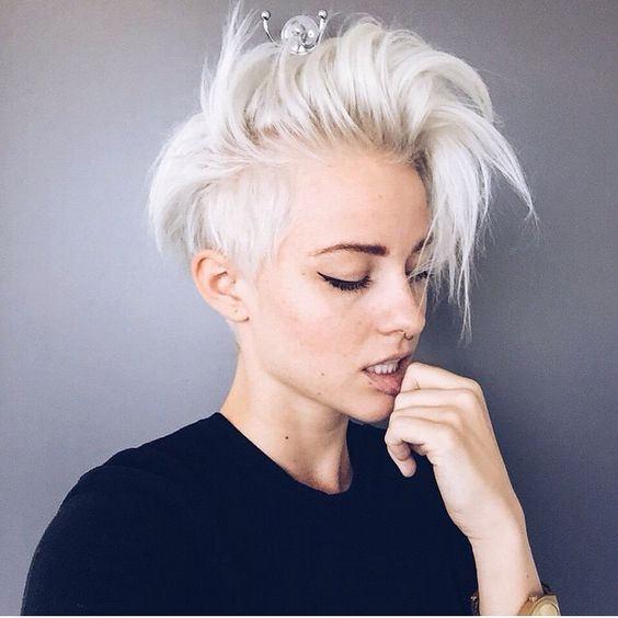 35 Best Short Hairstyles Fall 2018 (24)