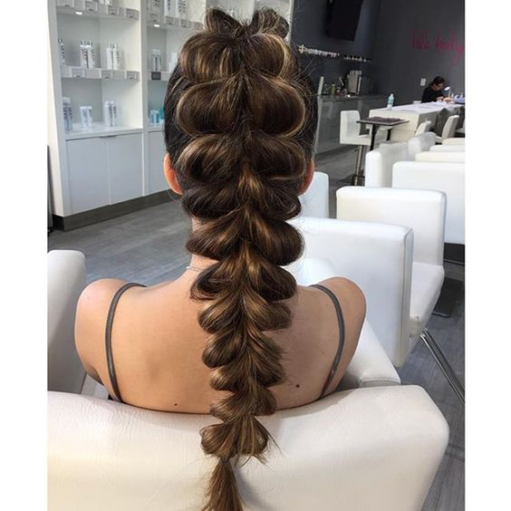 Prom Hairstyle 2018 (5)