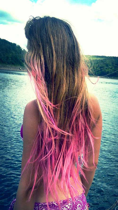 Long Ombre Hairstyles-13