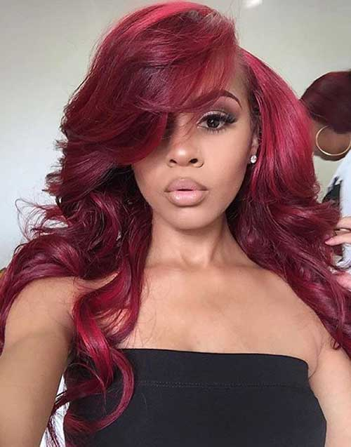 Red hair color-22