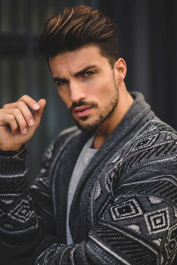 Men Hairstyles Fall 2018 (16)