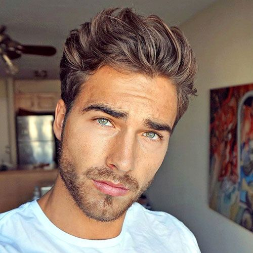 Men Hairstyles Fall 2018 (15)
