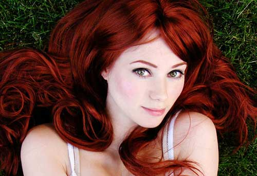 Red hair color-20