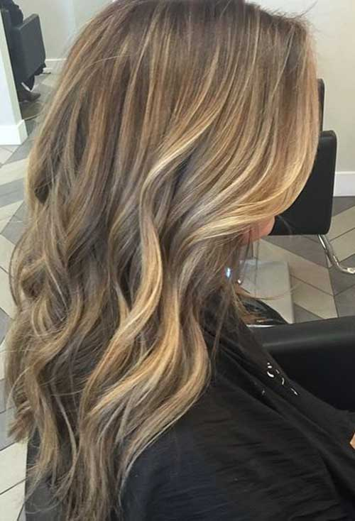 Hair color trends 2017-21