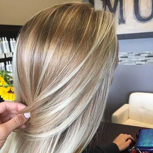 Long Blond Hairstyles-10