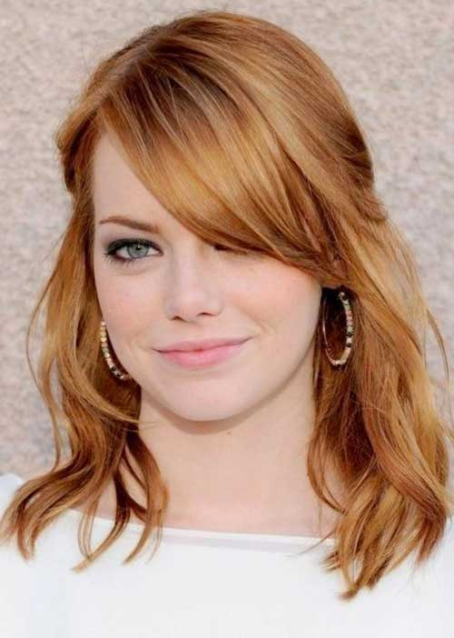 Strawberry Blonde Hair Color-6