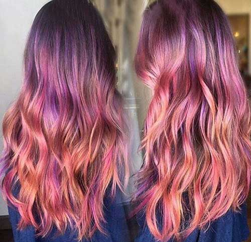 Hair color trends 2017-14