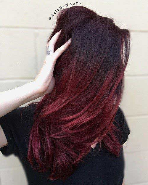 Long Ombre Hairstyles-19
