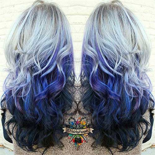 Long Ombre Hairstyles-16