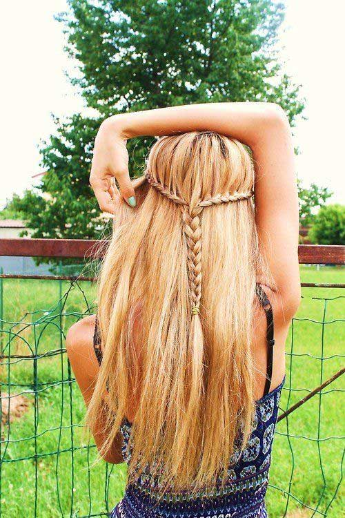 Long blond hairstyles-11