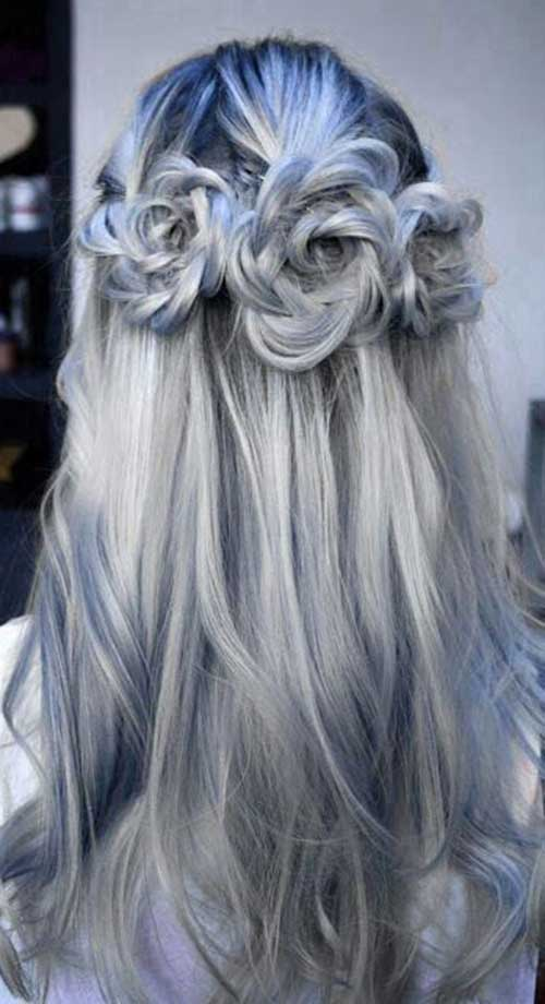 Hair color trends 2017-20
