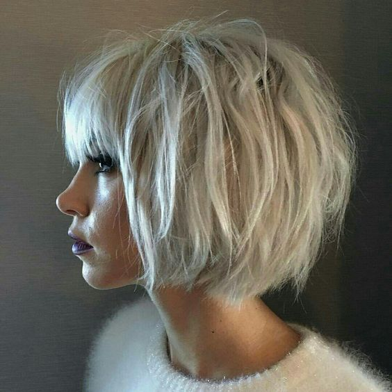 35 Best Short Hairstyles Fall 2018 (27)