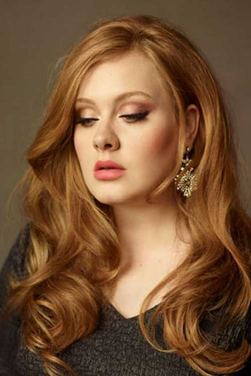 Strawberry Blonde Hair Color 8