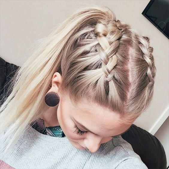 Prom Hairstyle 2018 (14)