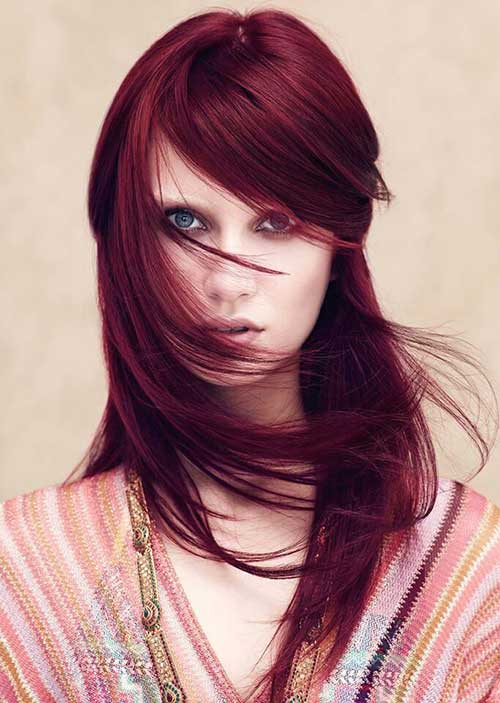 Red hair color-31