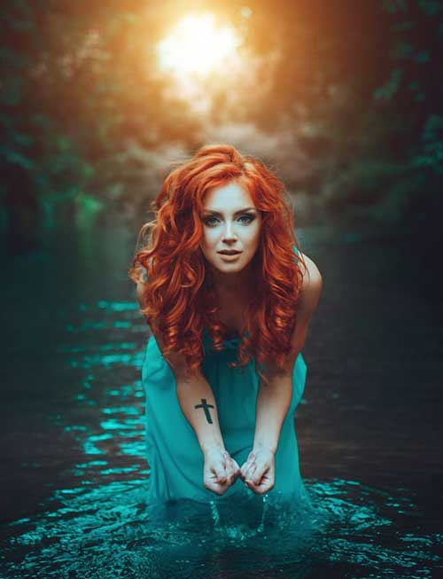 Red hair color-14