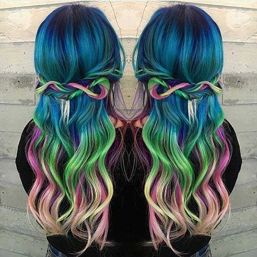 Hair color trends 2017-34